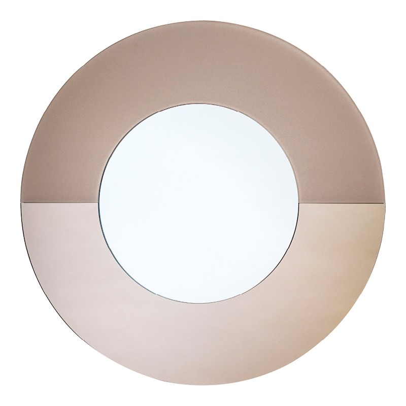 Large Round Mirror - Pilton