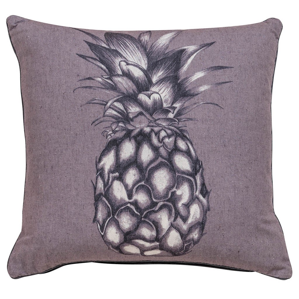 Tilgate Monochrome Pineapple Cushion