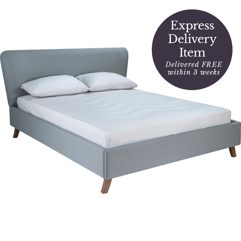 Express Delivery - Redford Upholstered Bed