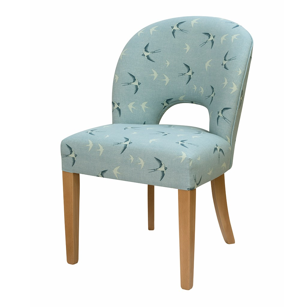RSPB Birds Swallows Nicole Upholstered Chair