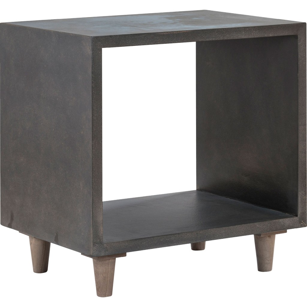 Berstead Cube Lamp Table