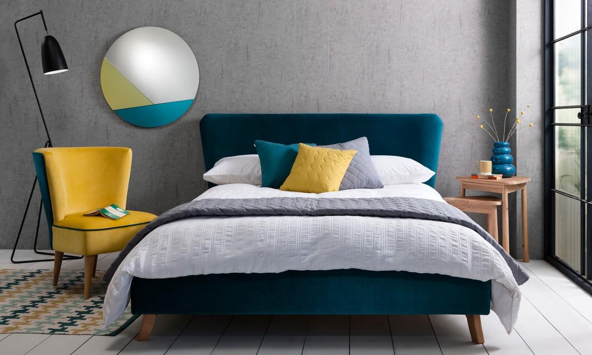 Mid Century Modern Bedroom Furniture Nostalgic Mood