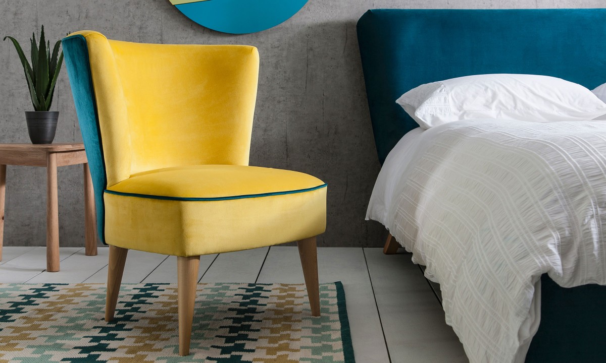 modern upholstered chair