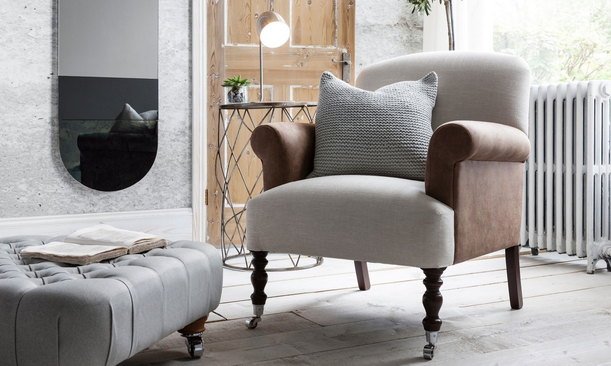 Goodwood upholstered armchair